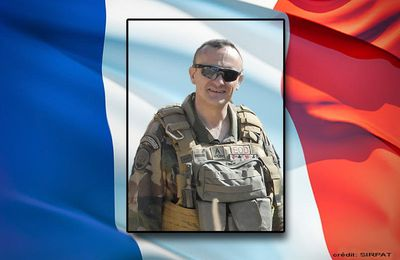 Hommage au Major Dejvid NIKOLIC
