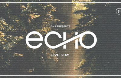 ECHO Live 2021 - Ta soirée de jeunesse !