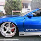 CHEVY CAMARO TUNING 1985 1/24 JADA TOYS CHEVROLET CAMARO TUNING - car-collector.net