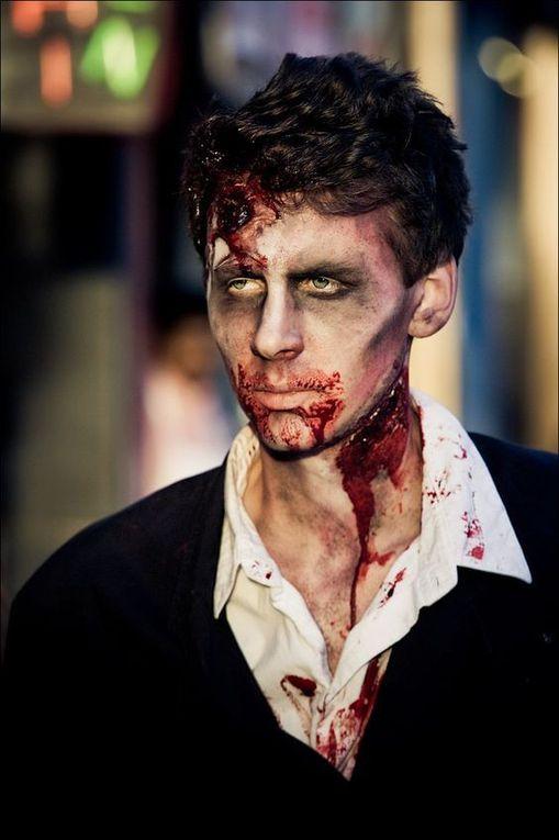 Halloween : Conseils pour maquiller les hommes !