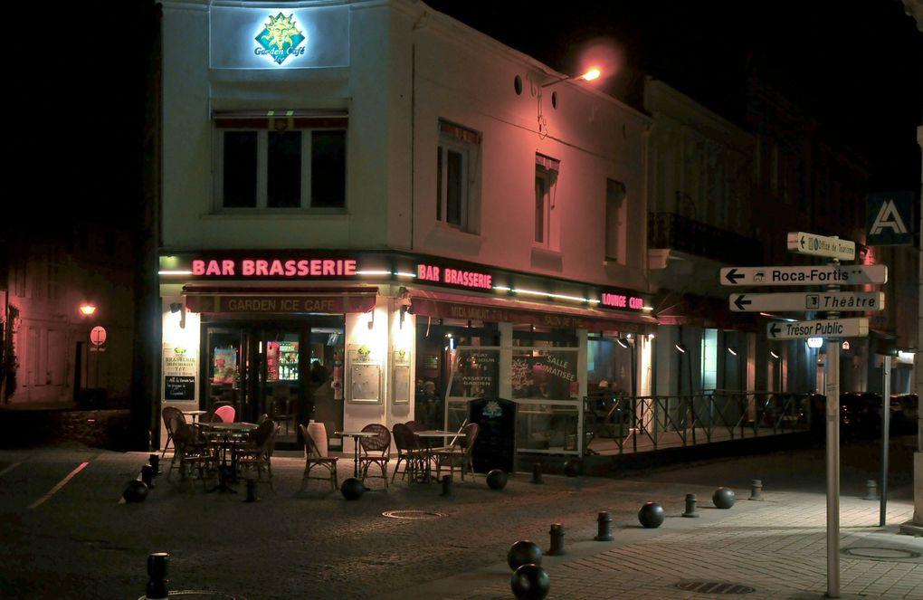 Bourcefranc - Brouage - Port des Barques - Rochefort - La Rochelle