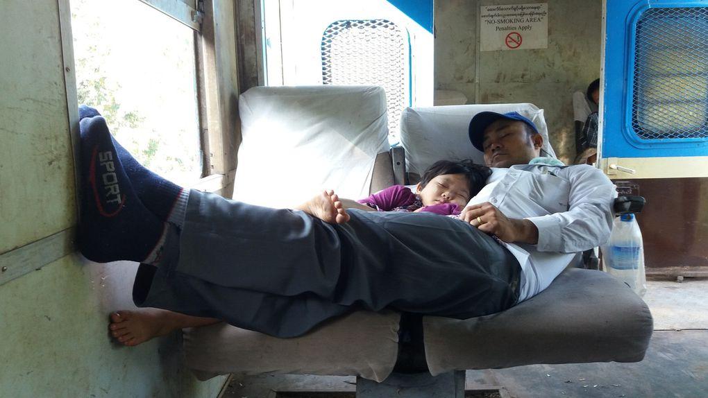 Birmanie/Myanmar - Le Bilan après 3 (trop petites) semaines
