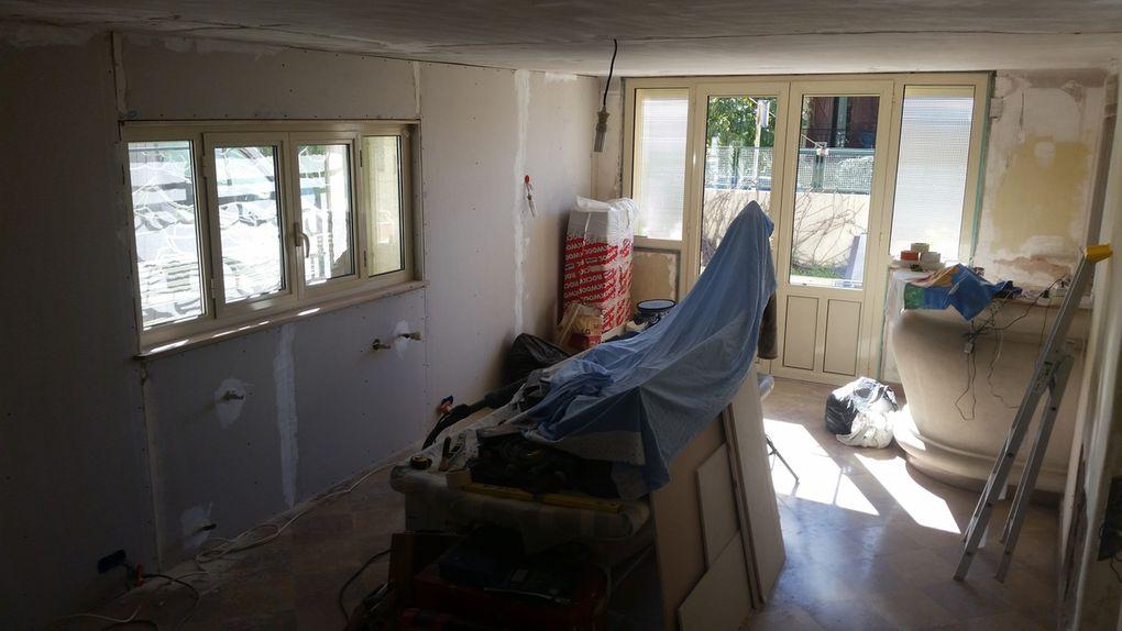 renovation salle de sejour