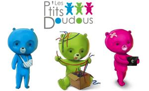 #Ulule #LesPtitsDoudous accompagnent les enfants hospitalisés et vous ? CHU de Rennes