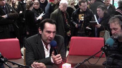 Gilles Lellouche mène L'ENQUÊTE, Aujourd'hui dans vos salles