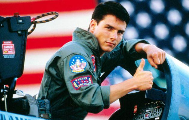 Tom Cruise prend les commandes de Top Gun 2