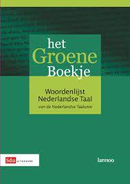L'instant néerlandais du jour (2015_03_30): l'orthographe