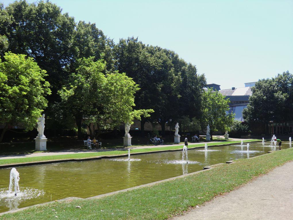 Les principaux monuments de Trèves-Le village viticole de Bernkastel