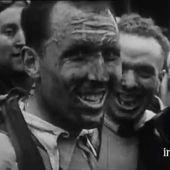 Course cycliste Paris Roubaix 1944 - Archive vidéo INA