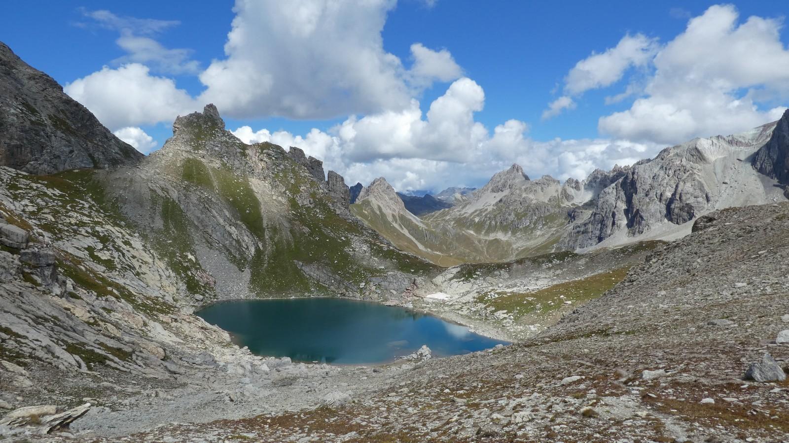 Lac Blanc de la Ponsonnière(J.Théolas)
