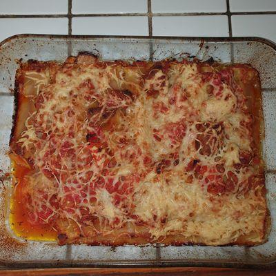Cannelloni à ma façon