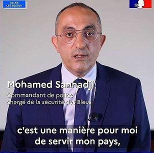 Enfant de la République : Mohamed Sanhadji