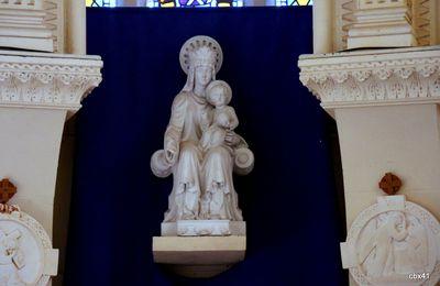Vierge à l'Enfant, Chapelle Notre Dame de Bonsecours