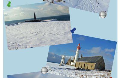 9 janvier 2010-Neige à Saint Mathieu
