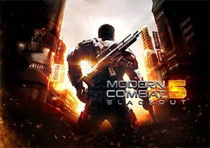 Jeux video: Modern Combat 5 : Blackout dispo sur l'App Store, Google Play et Windows Store