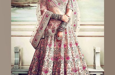 Bridal Lehenga: Get Ready For A Wedding