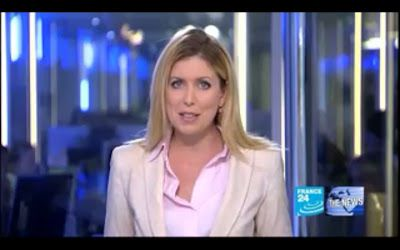 2012 04 04 @06H00 - KAREN CREED, FRANCE 24, THE NEWS