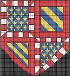 Armoirie de Bourgogne