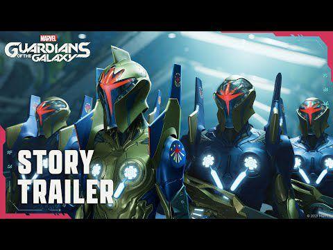 [ACTUALITE] Marvel's Guardians of the Galaxy - Un nouveau trailer consacré à l'histoire et un single du groupe Star-Lord dévoilés