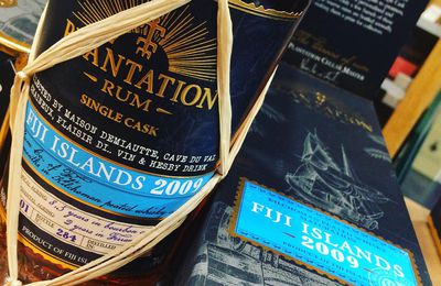 Plantation Single Cask - Sélection 2020 Part 1.2