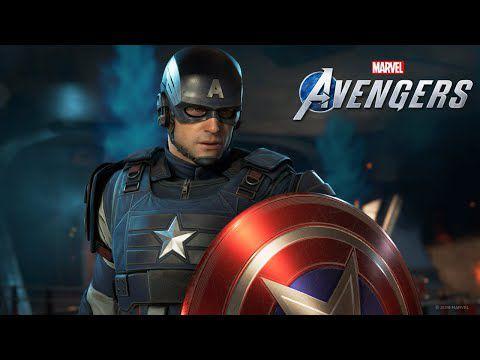 Première bande-annonce pour Marvel's Avengers, E3 2019