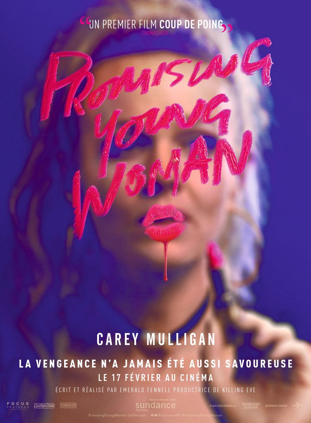 PROMISING YOUNG WOMAN prévu au Cinéma le 17 Février 2021