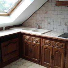 Prochainement, rénovation d'une cuisine ancienne