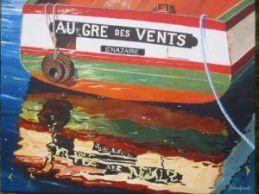 Guérande - Terre de sel : Exposition de Martine Voileau-Cocaud du 1er juin au 30 juillet 2014