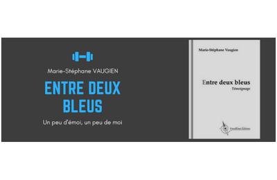 Entre deux bleus - Marie-Stéphane Vaugien