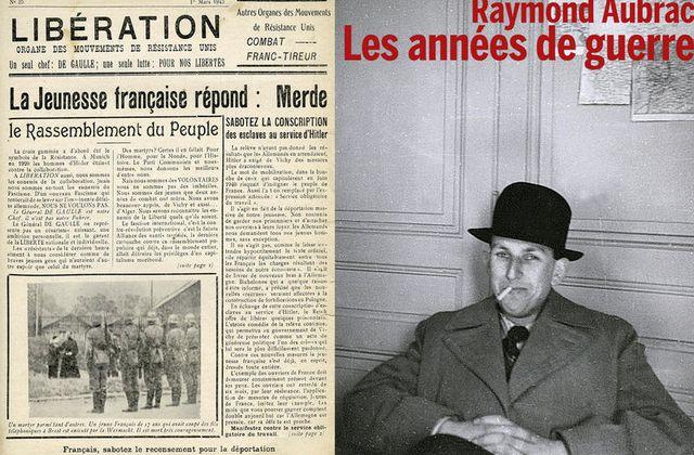 A voir jeudi : Raymond Aubrac, les années de guerre.