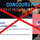 Mr Michel Sammarcelli maire de Lège-Cap-Ferret: Pour l'annulation du concours photo Visages et Paysages Cap-Ferret