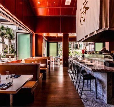 Katsuya's Ninth Location Opens Its Doors In Dubai