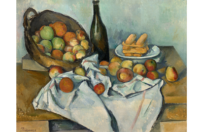 Cézanne - Nature morte