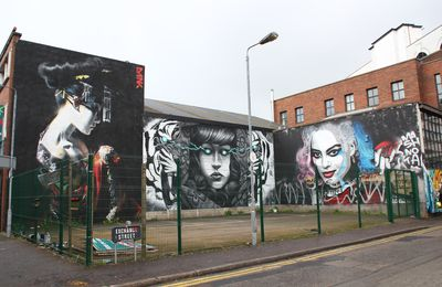 760) City Centre, Belfast