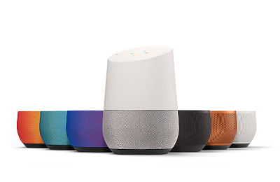 #google Home l'assistant vocal concurrent de l'...
