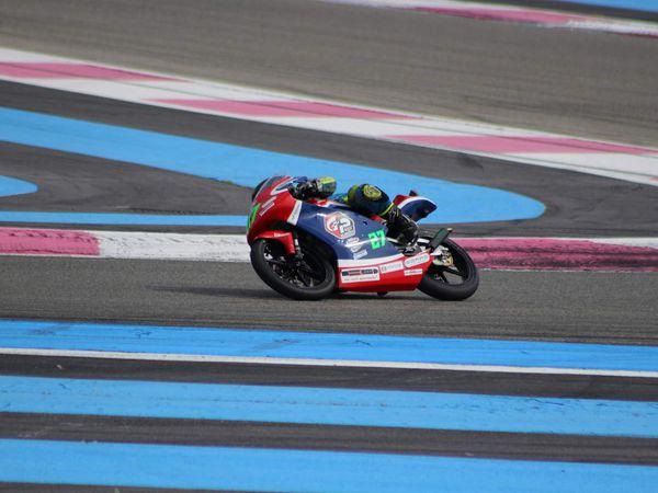 27 - Kyrian HARTMANN 125 GP Honda