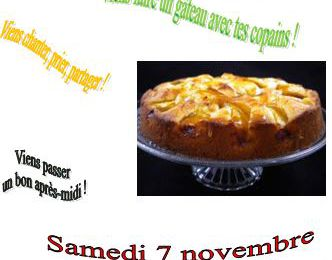 7 novembre : Un Gâteau-Catho XX en mode distanciel