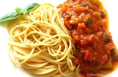 Sauce légumes et tomates pour végétariens, vegans, diabétiques ou ceux qui font un régime pour maigrir (cookeo, companion ou pas)