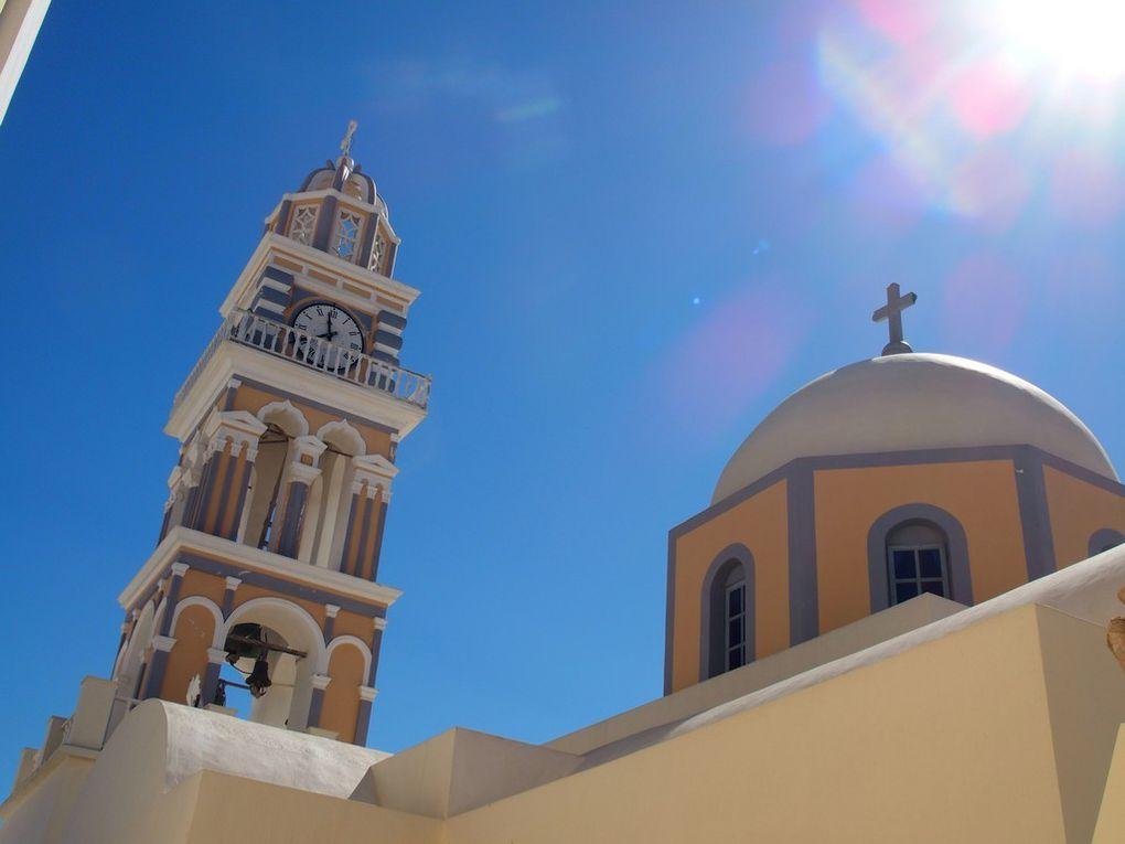 l'église Catholique ... extérieur ..intérieur !