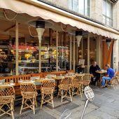 Grand Café d'Athènes (Paris 10) : un peu de Grèce ne fait pas de mal ! - Restos sur le Grill - Blog critique des restaurants de Paris indépendant !