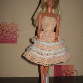 Tutoriel - Barbie Robe d'Eté - Passionnement Créative