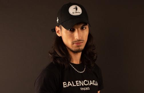 """benab, un rappeur originaire de Sevran qui s'impose dans le monde du rap avec """"baléares"""" le 4 mai 2018"""
