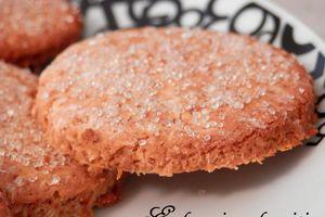 Biscuits à la Noix de Coco et Farine de Coco...