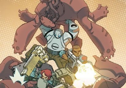 ATOMIC ROBO RPG, TRUST IN SCIENCE!