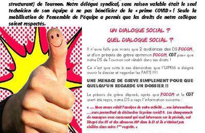 InFOs DS UIPRM RS DE TOURNON