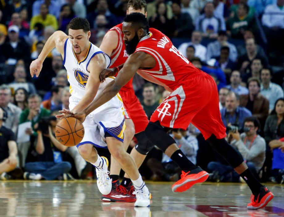 All Star Game: Klay Thompson et James Harden titulaires
