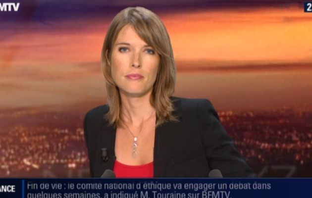 2013 09 01 - 21H31 - LUCIE NUTTIN - BFM TV - WEEK-END 360