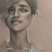 pencil drawing //