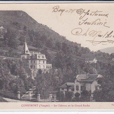 Cornimont Vosges