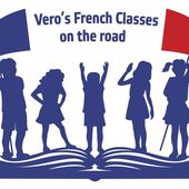 Vero's French Classes on the Road
